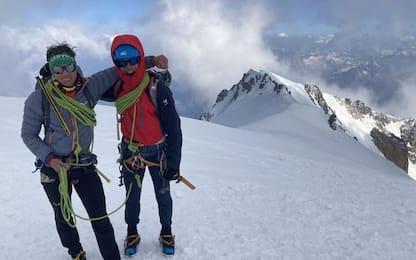 Alpinismo: Cazzanelli e Ratti ripetono 'trittico' del Freney