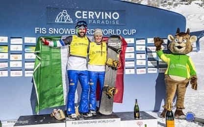 Snowboard: coppa del mondo torna a Cervinia il 19 dicembre