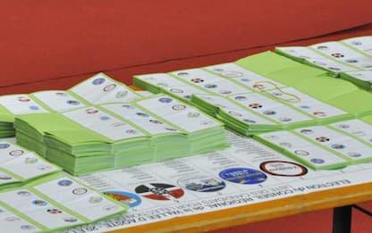 Elezioni: metà spoglio Vda, Lega 23,9% poi progressisti e Uv