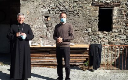 Caritas: al via i lavori della Cittadella della Carità