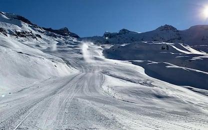 Turismo: Cervinia inaugura la stagione dello sci