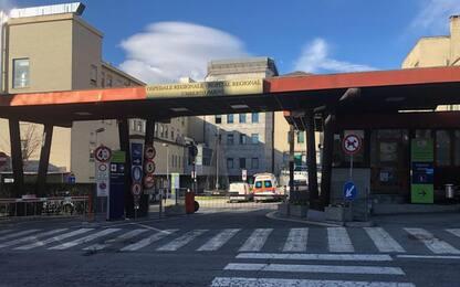 Covid: salgono a 42 i ricoveri all'ospedale Parini