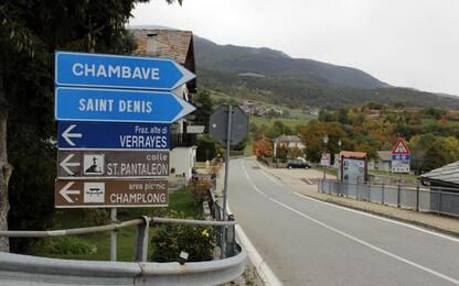 Covid: revocata zona rossa in tre comuni valdostani