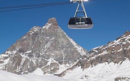 Covid: Regioni montagna studiano protocollo per aprire sci