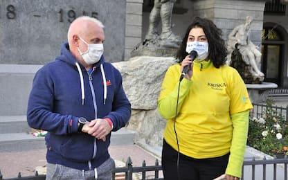 Covid: Aosta, protesta in musica di scuole danza e palestre