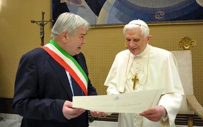 Morto Osvaldo Naudin, il 'sindaco' dei Papi