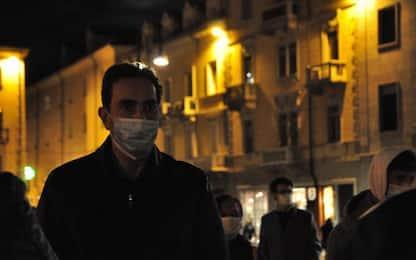 Covid: Aosta, estrema destra e partite Iva in piazza