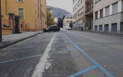 Covid: Aosta, per sanitari gratuiti parcheggi in zone blu
