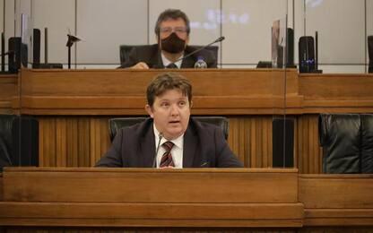 Presidente Vda chiede a Speranza revisione zona rossa