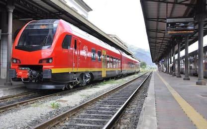 Ferrovie: linea Aosta-Torino, 20 viaggi al giorno senza cambi