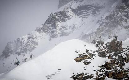 Montagna, annullato Trofeo Mezzalama 2021