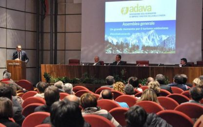 Covid: Adava aderisce a petizione per sostegno turismo