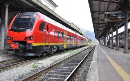 Ferrovie: tratta Aosta-Ivrea sarà chiusa per lavori