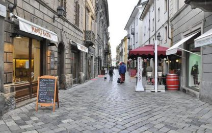 Covid, Valle d'Aosta resta zona rossa