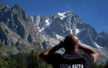 Ambiente: Marzi, ghiacciai val Ferret sorvegliati speciali