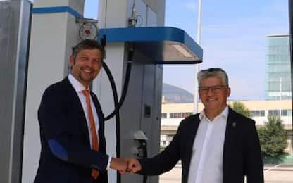 Energia: Bertschy, strategico studio su idrogeno verde