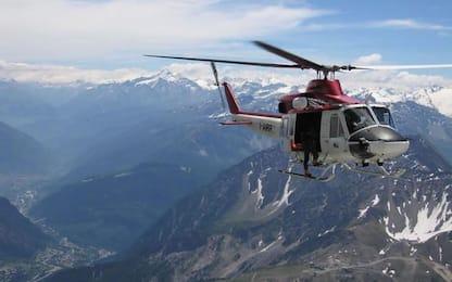 Escursionista precipita da sentiero e muore in Val d'Aosta