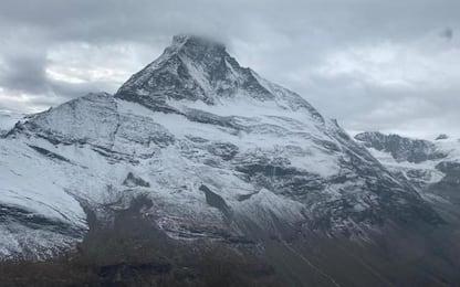 Incidenti montagna, due giovani svizzeri morti sul Cervino
