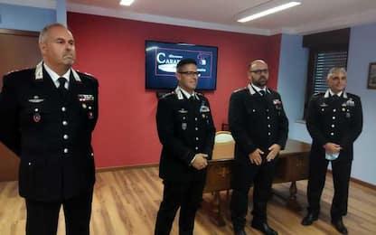 Carabinieri Vda, Gioffreda nuovo comandante reparto operativo