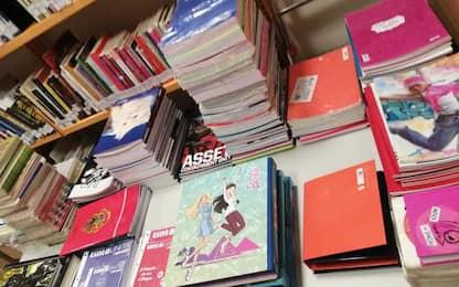 Scuola: cancelleria sospesa, raccolti quasi 2.500 oggetti
