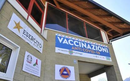 Vaccini: Gimbe, oltre 70% valdostani completato ciclo