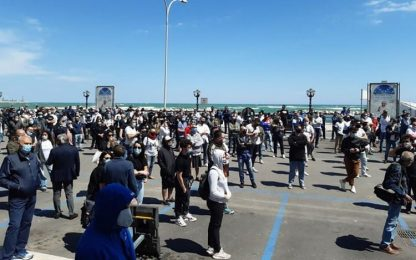 Fase 2: protesta ristoratori e B&B Bari