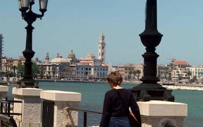 2 giugno:Frecce Tricolori sorvolano Bari