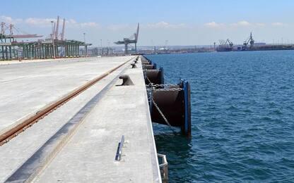 Porti: tornano porta-container a Taranto
