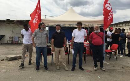 Agricoltura: Cgil, in Puglia regolarizzati 1700 migranti