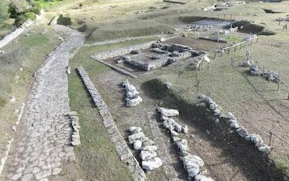 Archeologia: Rudiae aperto a Ferragosto