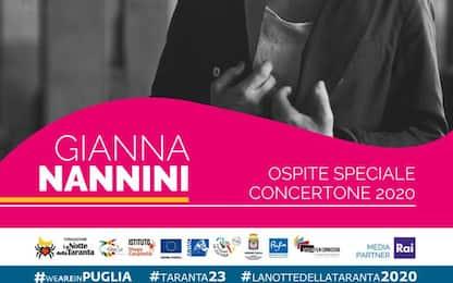 Gianna Nannini alla Notte della Taranta