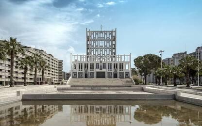 Cattedrale Giò Ponti Taranto, lavori riqualificazione vasche