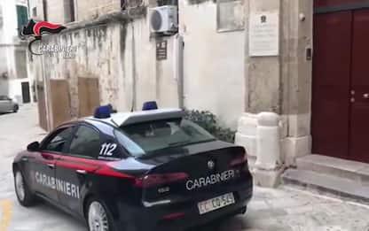 Affiliato Scu si nascondeva da mesi,arrestato nel Brindisino