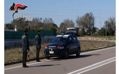 Droga,tentati omicidi,lotta tra clan, 23 arresti nel Salento
