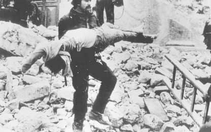 Sisma Irpinia:Mattarella,peggior catastrofe della Repubblica