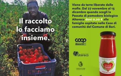 Mafia: prodotti da terre confiscate per iniziative sociali