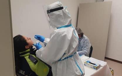 Covid:test rapidi su personale Comune Bari, oggi i primi 250