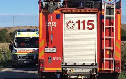 Incendiata porta casa calciatore del Foggia, era con famiglia
