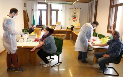 Covid: oggi in Puglia 1.419 positivi, 72 decessi