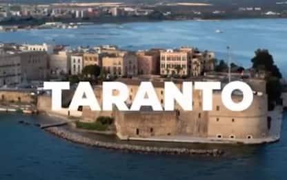 Capitale cultura 2022: sindaco Taranto, è città resiliente