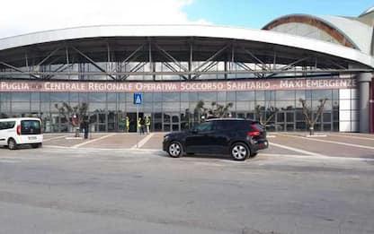 Covid: Emiliano inaugura l'ospedale alla Fiera del Levante