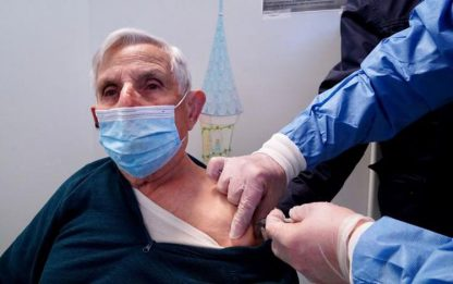 Vaccini: Puglia avrà 402mila dosi entro il 31 marzo