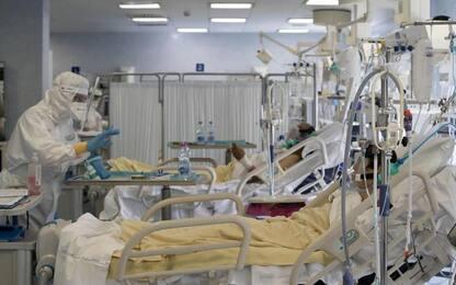 Covid: Puglia in zona gialla, ma più pazienti in Intensiva