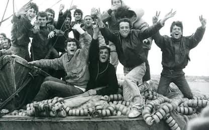 Sbarco albanesi Brindisi, 30 anni dopo il ricordo in teatro
