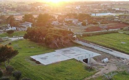 B&B abusivo in area protetta a Polignano a Mare, sequestro
