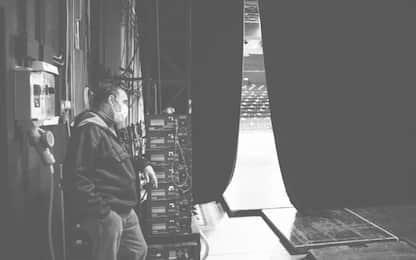 Teatro: a Bari scatti 'dietro le quinte' durante pandemia