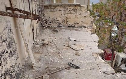 Amianto: sequestrato edificio in fase di demolizione a Bari