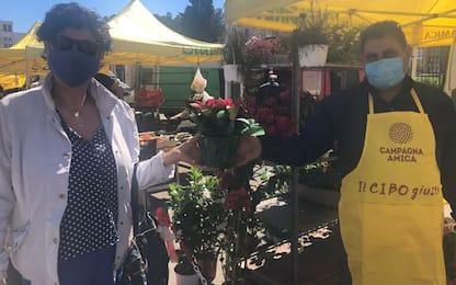Festa mamma: Coldiretti Puglia, boom vendite rose e garofani
