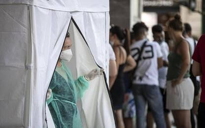 Covid: in Puglia nessun morto e 164 positivi,l'1,2% dei test