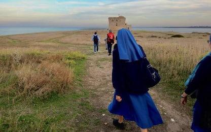 Cei: Cattolici visitano riserva marina Torre Guaceto